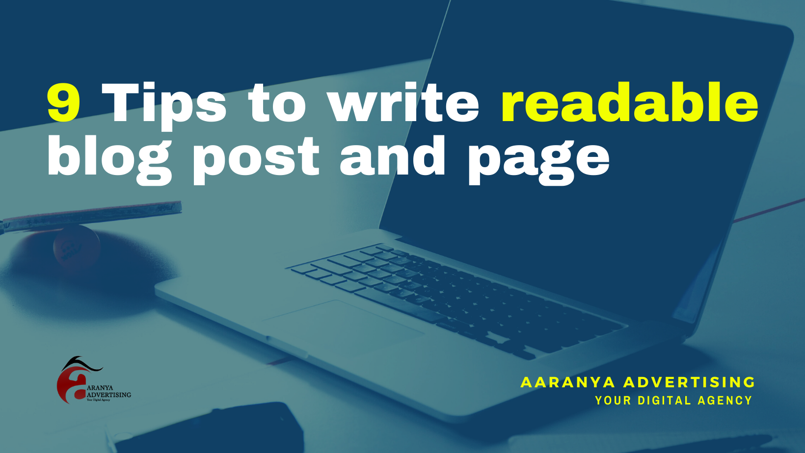 9 Tips to write readable blog post and page, blog writing agency in India, Contact us for tech blog, product blog, Service blog, review blog.
