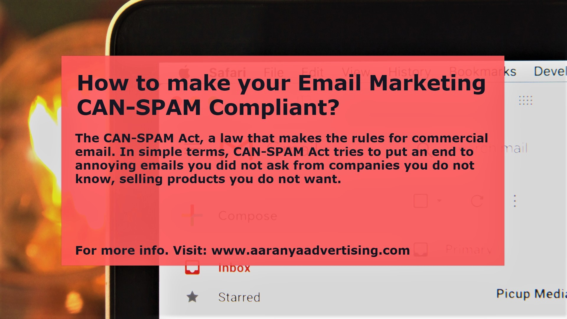 Can Spam Act, Email Marketing Service